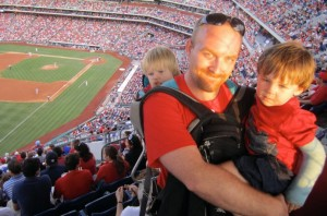 Phillies Game 2011!